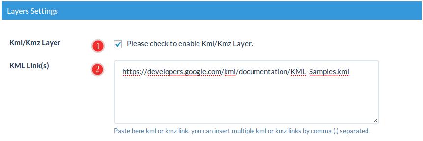 KML File Add