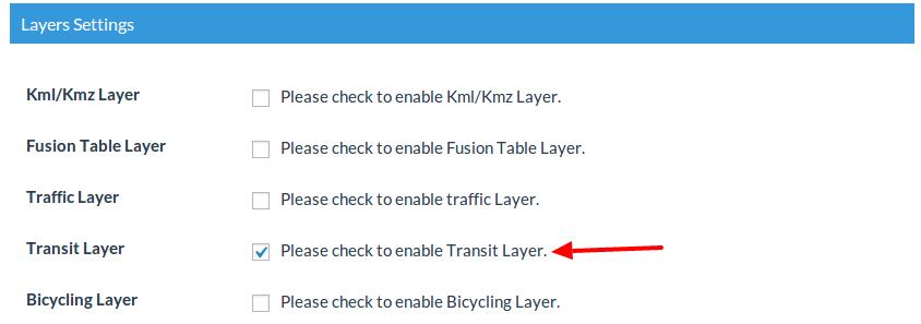 Transit Layer
